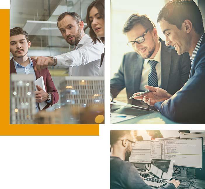 Interim Management und Executive Search